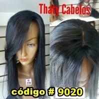 Prótese master imitação de couro cabeludo lado esquerdo