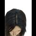 wig com imitação de couro cabeludo